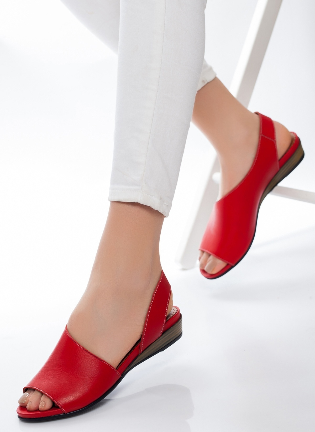 Efem Deri Ayakkabı 19ystl19526001 Günlük Ayakkabı – 225.0 TL